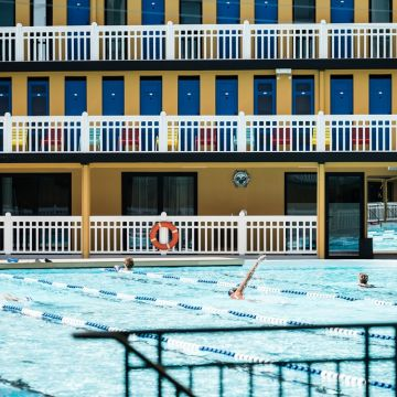 Winter Pool closed