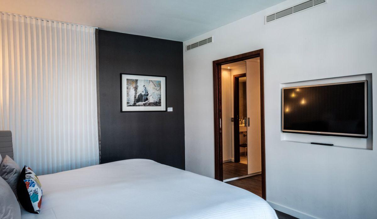 Photographie de la chambre