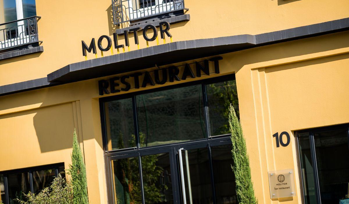 Photographie de chambre du Molitor