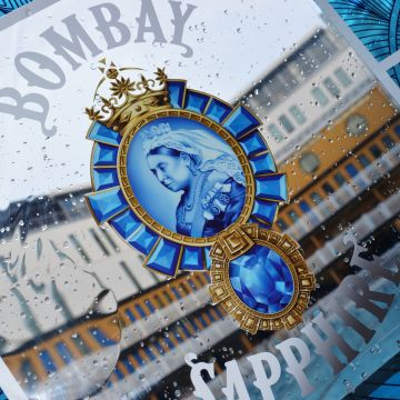 Terrasse Bombay Sapphire