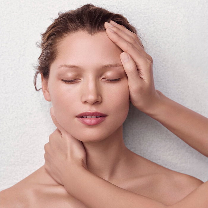 Les soins visage by Clarins
